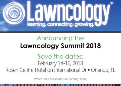 Lawncology Summit 2018 Orlando FL